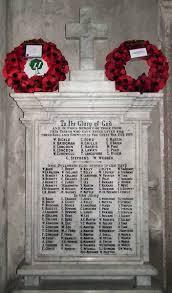 St Dominic – Cornwall War History