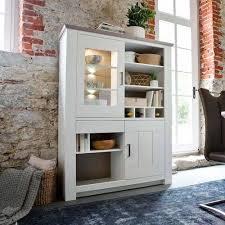 Schrank Landhausstil Weiß Esszimmer Schrank In Weiß