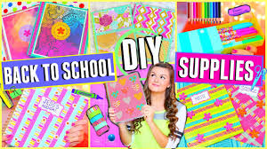 diy school supplies for back to school 2016 giveaway cute easy jessica reid you