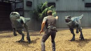 Christopher michael chris pratt (born june 21, 1979) is an american actor, producer and voice artist who played owen grady in the 2015 jurassic world and its sequel jurassic world: Chris Pratt Saves Little Timmy From Raptors In This Jurassic World Clip Bloody Disgusting