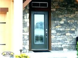 modern glass front door. Modern Glass Entry Door  Contemporary Doors With Front