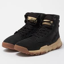 sfb 6 leather boot black mushroom