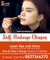 bee a pro at doing your own makeup we will teach you what you