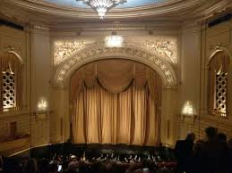 Seating Chart For Herbst Theater Detroit Opera House Balcony