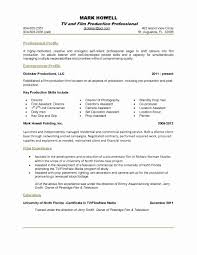 Nice Resume Format Sradd Me Formats Unique Latest Sample Of List I