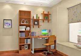 simple office table small study desk and chair student office desk