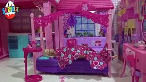 Barbie S Bedroom Glam Vanity Furniture Set YouTube. Best 25+ Barbie bedroom  ...