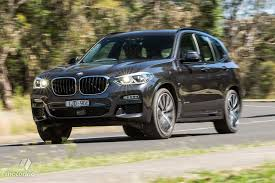 BMW X3 2018 Review