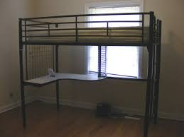 metal bunk bed with desk. 66 Most Fine Bunk Beds With Stairs And Desk Double Loft Bed Slide Mattresses For Adults Artistry Metal