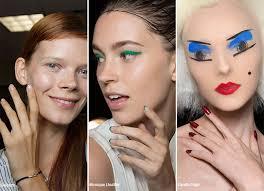 spring summer 2016 nail trends matching nails to makeup