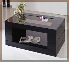 black glass coffee tables argos