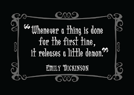 Quotes From Emily Dickinson Delightfully Dark Quotes Emily