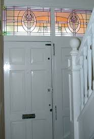 whether glazed into a small fanlight above your front door or a larger entrance screen our glasswork will transform your hallway
