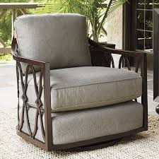 tommy bahama outdoor swivel patio chair as patio dining sets