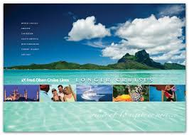 Travel Brochure Cover Design Ideas And Examples For Creating And Designing Tourist