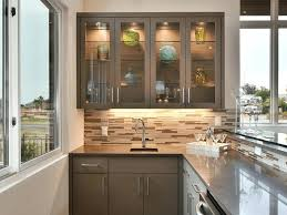 kitchen cabinet glass inserts stylish and also stunning cupboard