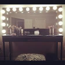 Vanity Light Vanity Mirror With Lights Diy Fresh Diy Makeup Vanity