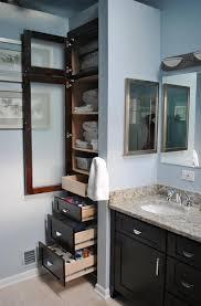 linen closet in bathroom. Linen Closet Design In Bathroom
