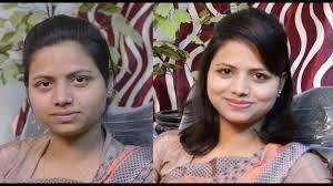 ऑफ स क र ग लर म कअप क स कर easy office makeup in hindi in simple easy method