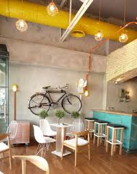 Classic Coffee Shop Interior Design Ideas