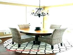 rug for round dining table rug under round dining table round rug for under kitchen table rug for round dining table