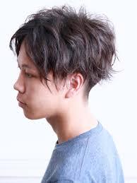 アシメボブのメンズが急増最新のおしゃれな髪型芸能人画像付