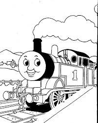 Thomas Train Coloring Pages Thomas Coloring Pages Free Coloring