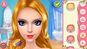 6 baby barbie glittery fashion makeup game baby barbie makeover dress up games for s 3