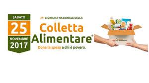 Risultati immagini per giornata nazionale colletta alimentare 2017