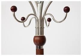 Купить <b>Напольная вешалка TetChair XY</b>-<b>030</b> красное дерево по ...