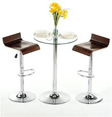 bar height pub table set winsome 5 piece round high intended glass top and chairs modern furniture for dining with stools decor