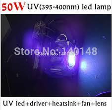 <b>50W</b> DIY UV <b>gel</b> curing <b>led lamp</b> ,<b>50w</b> UV led 395 400nm +<b>50w</b> ...