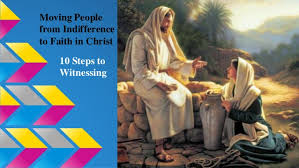 Image result for picture of witnessing faith