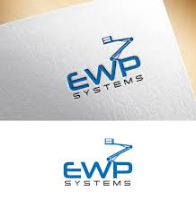 Modern Professional Electric Company Logo Design For Ewp