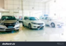 Blur Image Car Show Room Use Stock Photo 377713966 - Shutterstock