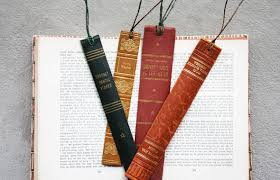 well that s what happened with these book spine bookmarks which are a great use for old falling to bits books