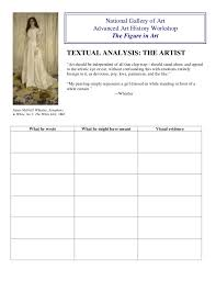 Ideas About Art History Worksheets, - Easy Worksheet Ideas