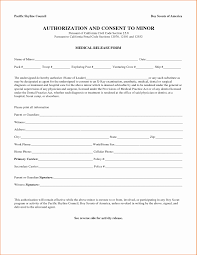 Information Release Form Template Best Of Printable Medical Release ...
