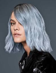 Pastel Light Blue Hair Pastel Blue Haircolor Redken