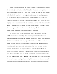 alice in wonderland research paper 5
