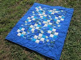 8 Lap Quilt Patterns for Cozy Lounging & Aloha Blue Hawaii Lap Quilt Adamdwight.com