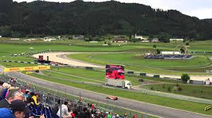 austria view red bull. View From Red Bull Grandstand At 2015 Austrian F1 Grand Prix Austria YouTube