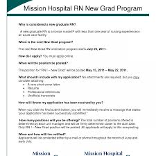 Sample New Grad Rn Resume Graduate Nurse Resume Templates New Grad Nursing Clinical Coverer 25