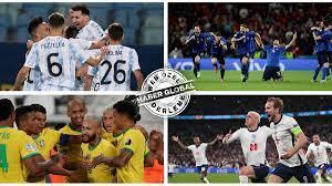 Bir yanda Arjantin - Brezilya, diğer yanda İtalya - İngiltere! Dev maçlarda  nelere dikkat edeceğiz?