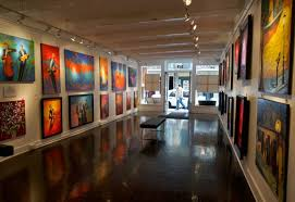 lozano and barbuti fine art gallery royal street new orleans