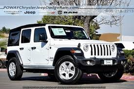 jeep white. Delighful White Comments Bright White Clearcoat 2018 Jeep Wrangler Unlimited Sport S 4WD  8Speed Automatic 36L 6Cylinder ABS Brakes Compass Electronic Stability  Inside H