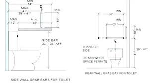how to install grab bars shower safety bar placement shower grab bar placement diagram bathtubs bathroom