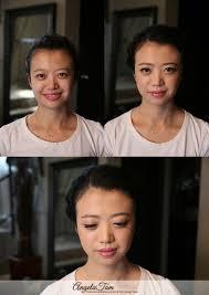 san go coronado hotel wedding makeup artist and hair stylist angela tam jai asian chinese bride