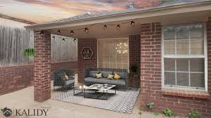 How To Design The Perfect Outdoor Living Space Kalidy LLC Custom Interior Design Storage Exterior