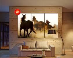 wild horses print on canvas wall art wild horses running through desert photo art work framed on wild horses wall art with tiger print print on canvas wall art the face of a tiger